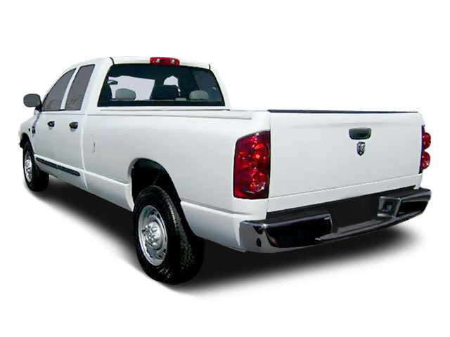 2008 Dodge Ram 2500 Prices and Values Mega Cab SXT 4WD side rear view