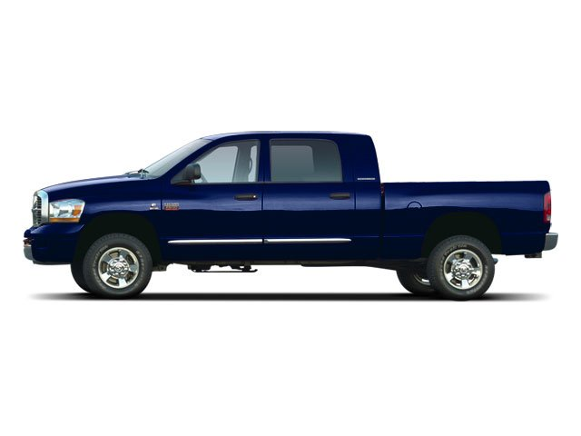 2008 Dodge Ram 2500 Pictures Ram 2500 Mega Cab Laramie 4WD photos side view