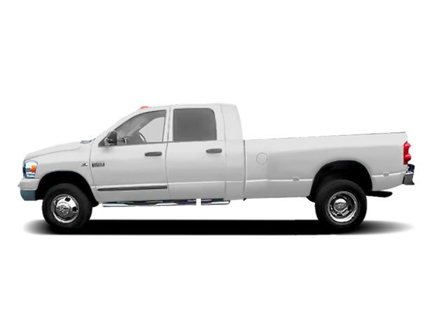 2008 Dodge Ram 3500 Pictures Ram 3500 Mega Cab Laramie 2WD T-Diesel photos side view