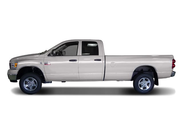 2008 Dodge Ram 3500 Prices and Values Quad Cab Laramie 2WD side view