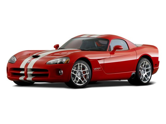 2008 Dodge Viper Pictures Viper 2 Door Coupe photos side front view