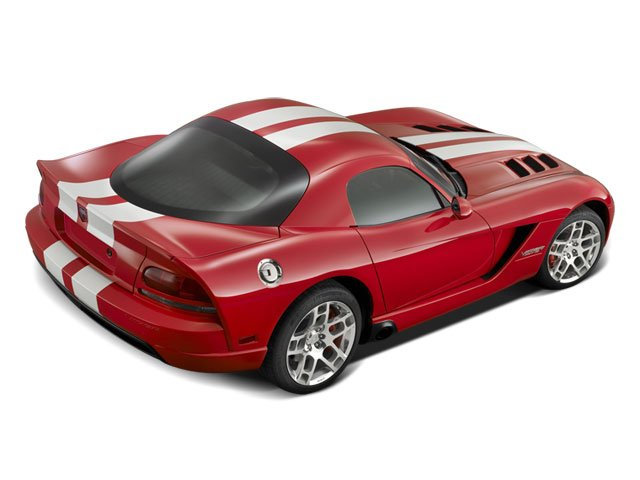 2008 Dodge Viper Pictures Viper 2 Door Coupe photos side rear view