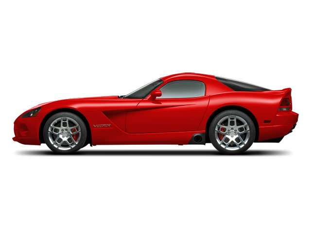 2008 Dodge Viper Pictures Viper 2 Door Coupe photos side view