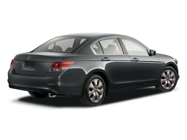 2008 Honda Accord Sdn Prices and Values Sedan 4D EX side rear view