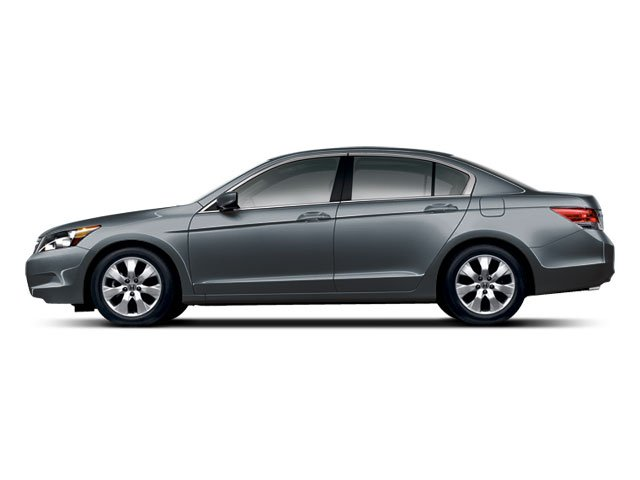 2008 Honda Accord Sdn Prices and Values Sedan 4D EX side view