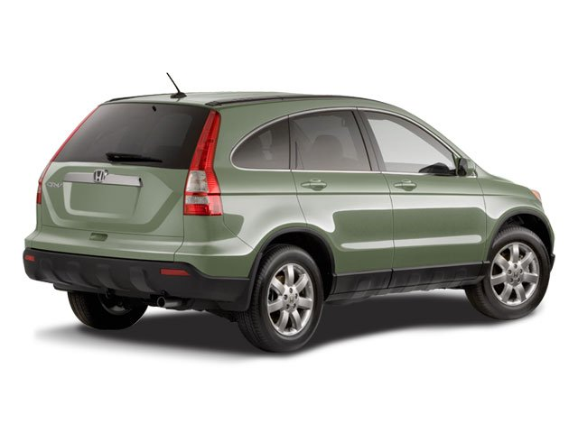 2008 Honda CR-V Prices and Values Utility 4D EX-L 4WD side rear view