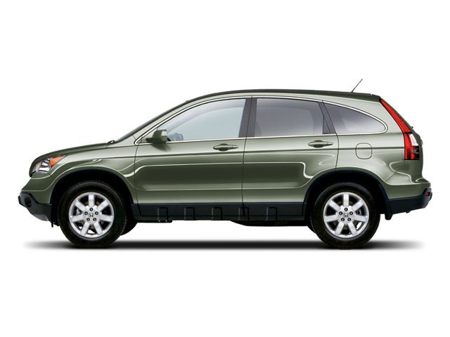 2008 Honda CR-V Prices and Values Utility 4D EX-L 4WD side view
