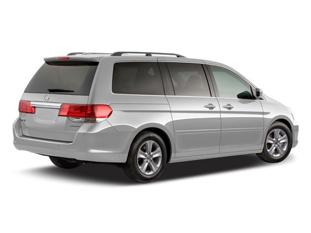 2008 Honda Odyssey Prices and Values Wagon 5D Touring DVD Nav side rear view
