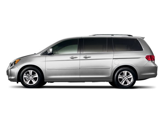 2008 Honda Odyssey Prices and Values Wagon 5D Touring DVD Nav side view