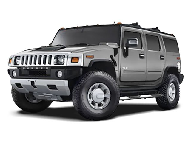Hummer H2 SUV 2008 Utility 4D 4WD - Фото 1