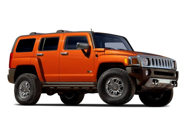 Hummer H3 SUV 2008 Utility 4D Luxury 4WD - Фото 1