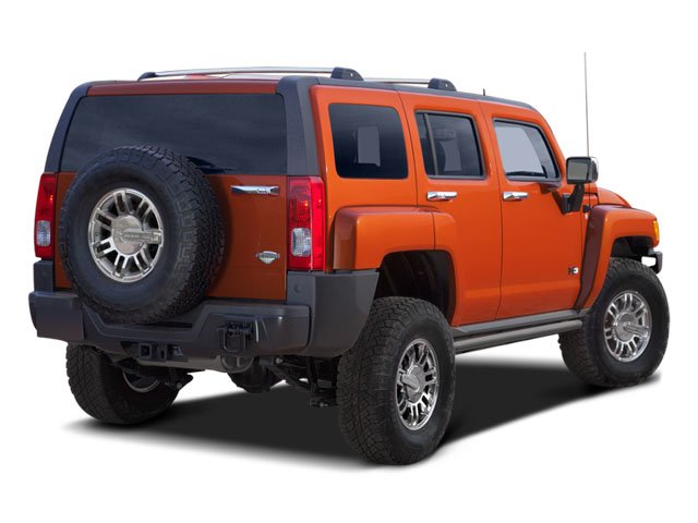 Hummer H3 SUV 2008 Utility 4D Luxury 4WD - Фото 2