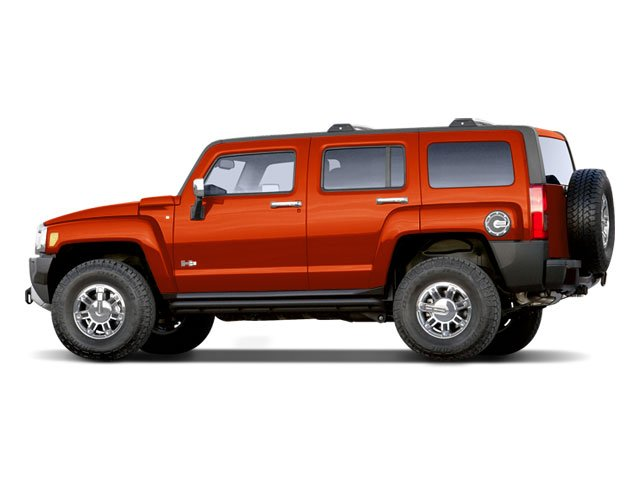 Hummer H3 SUV 2008 Utility 4D Luxury 4WD - Фото 3