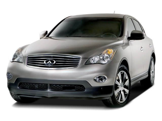 2008 INFINITI EX35 Prices and Values Wagon 4D Journey 2WD side front view