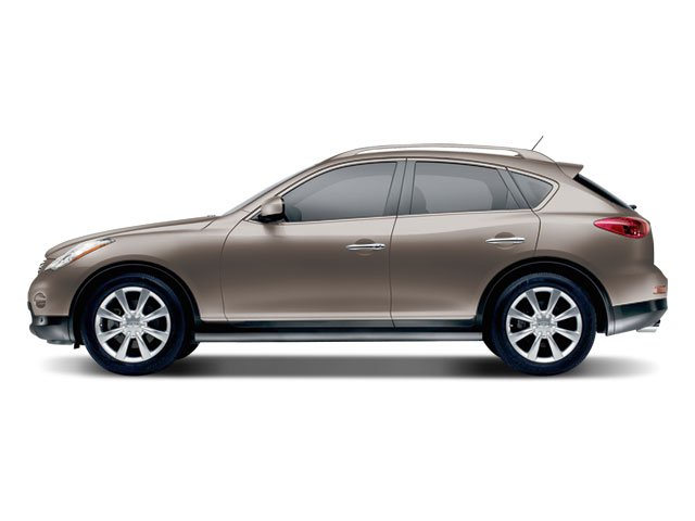 2008 INFINITI EX35 Prices and Values Wagon 4D Journey 2WD side view