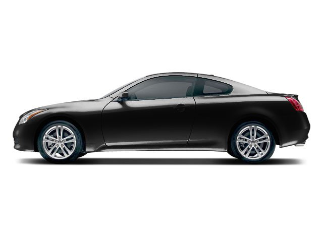 2008 INFINITI G37 Coupe Prices and Values Coupe 2D 6 Spd side view