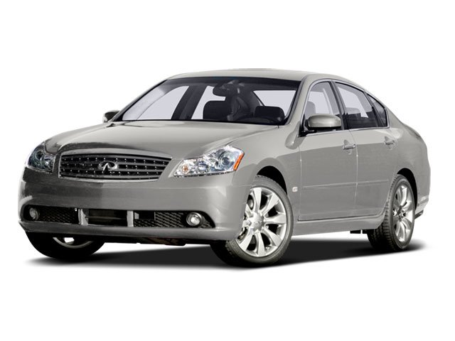2008 INFINITI M35 Prices and Values Sedan 4D