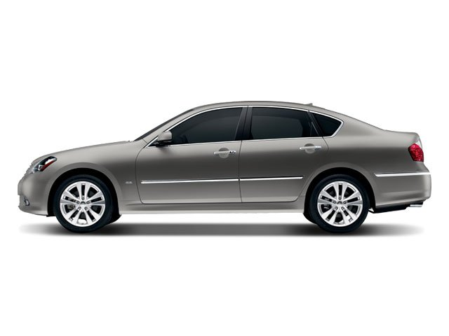2008 INFINITI M35 Prices and Values Sedan 4D side view