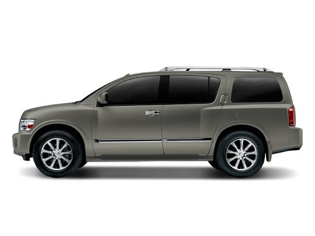 2008 INFINITI QX56 Prices and Values Utility 4D 2WD side view