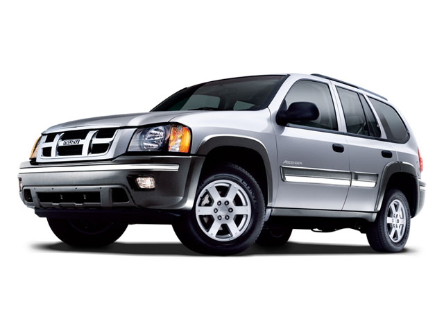 2008 Isuzu Ascender Prices and Values Utility 4D LS 4WD