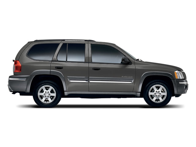 2008 Isuzu Ascender Prices and Values Utility 4D Luxury 4WD side view