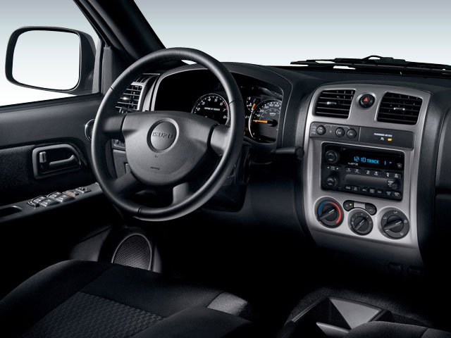 2008 Isuzu i-290 Prices and Values Extended Cab i-290 S 2WD driver's dashboard