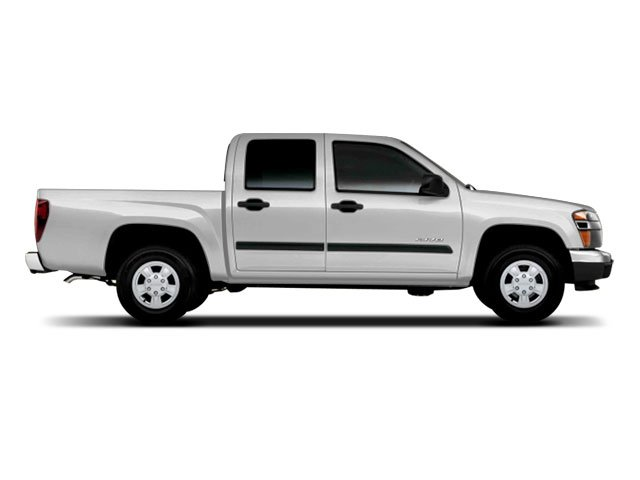 2008 Isuzu i-370 Prices and Values Crew Cab i-370 LS 4WD side view