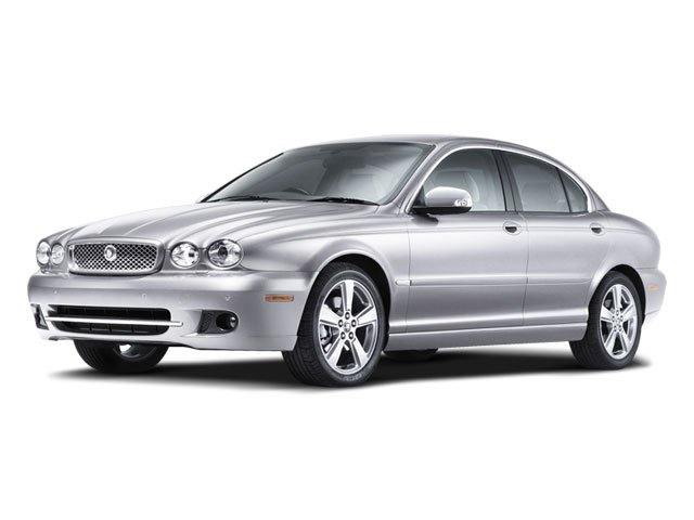 2008 Jaguar X-TYPE Prices and Values Sedan 4D 3.0 AWD