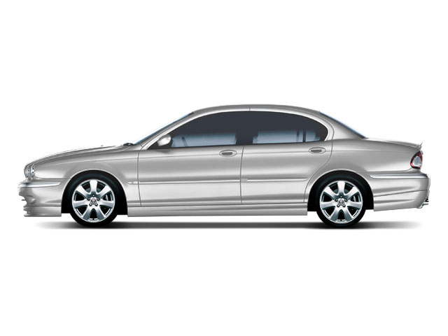 2008 Jaguar X-TYPE Prices and Values Sedan 4D 3.0 AWD side view