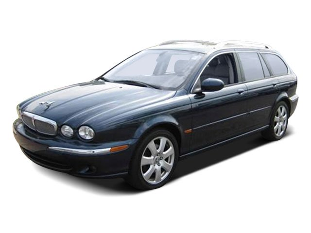 2008 Jaguar X-TYPE Prices and Values Wagon 4D 3.0 AWD
