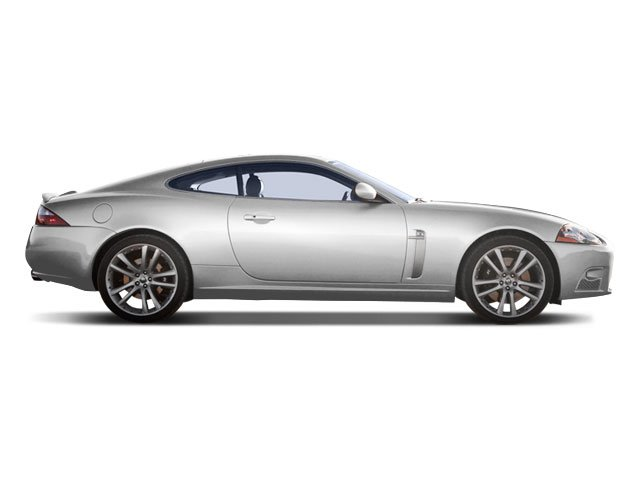 2008 Jaguar XK Prices and Values Coupe 2D XKR Supercharged side view