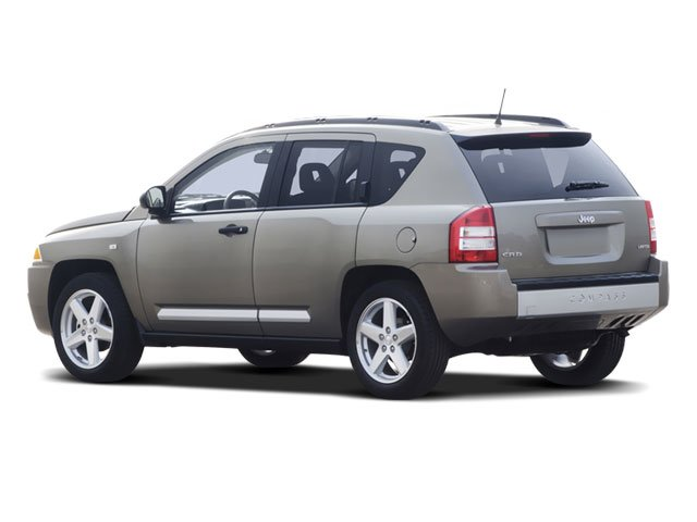 2008 Jeep Compass Pictures Compass Utility 4D Sport 2WD photos side rear view
