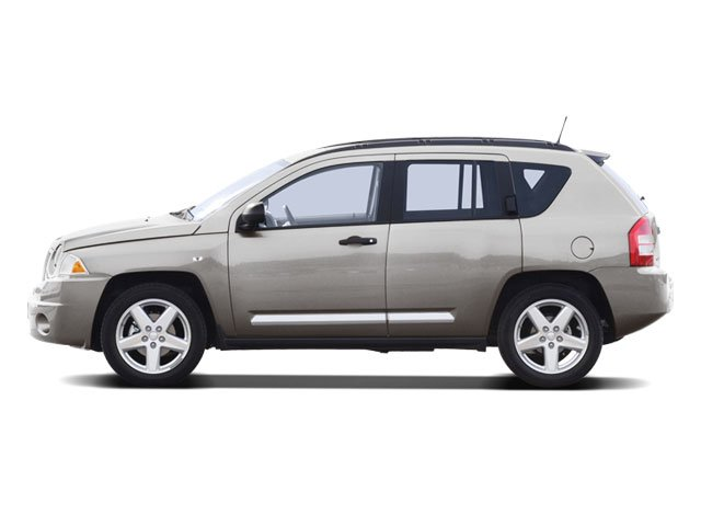 2008 Jeep Compass Pictures Compass Utility 4D Sport 2WD photos side view