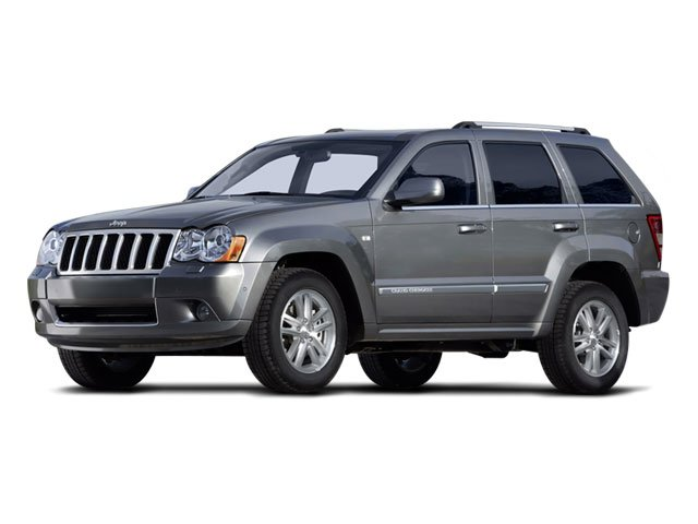 2008 Jeep Grand Cherokee Prices and Values Utility 4D Laredo 2WD