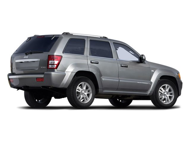 2008 Jeep Grand Cherokee Prices and Values Utility 4D Laredo 2WD side rear view
