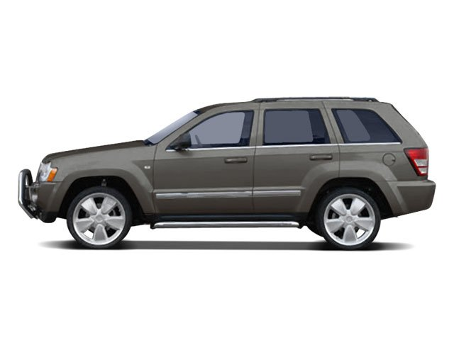 2008 Jeep Grand Cherokee Prices and Values Utility 4D Laredo 2WD side view