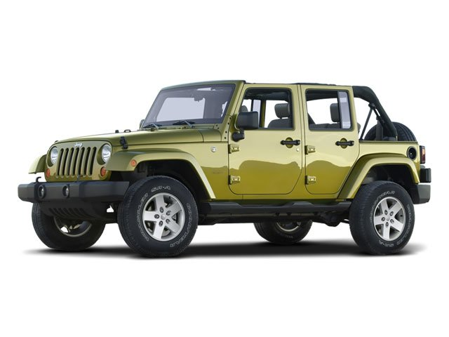 2008 Jeep Wrangler Prices and Values Utility 4D Unlimited X 2WD