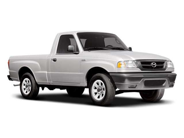 2008 Mazda B-Series Truck Prices and Values SE-5 2WD side front view