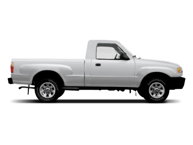 2008 Mazda B-Series Truck Prices and Values SE-5 2WD side view