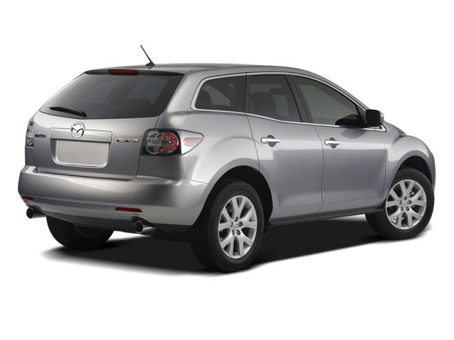 2008 Mazda CX-7 Prices and Values Wagon 4D Touring 2WD side rear view