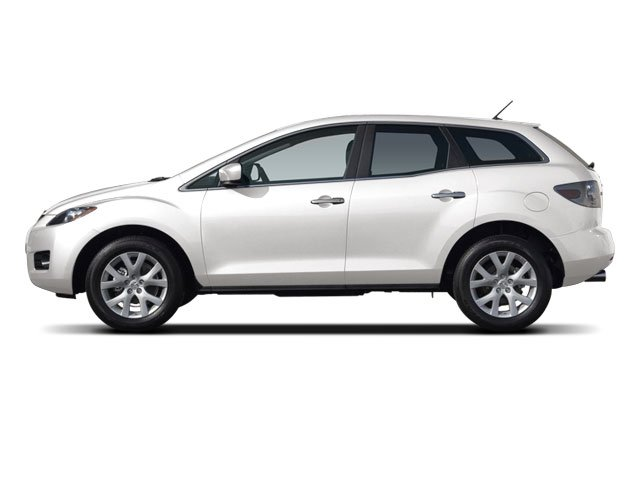 2008 Mazda CX-7 Prices and Values Wagon 4D Touring 2WD side view