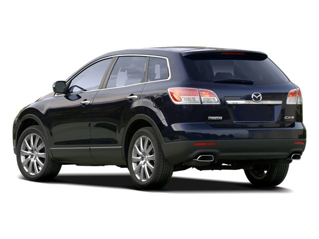 2008 Mazda CX-9 Prices and Values Utility 4D Touring 2WD side rear view