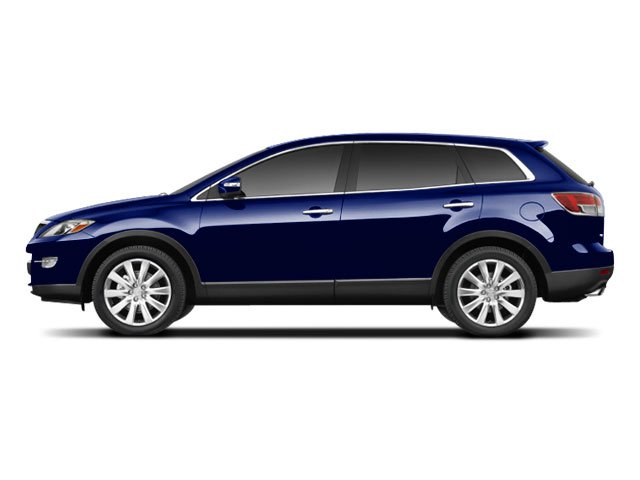 2008 Mazda CX-9 Pictures CX-9 Utility 4D Touring 2WD photos side view