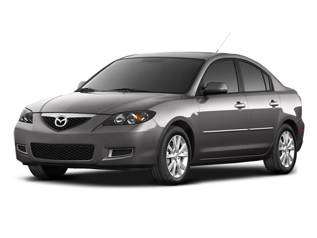 2008 Mazda Mazda3 Prices and Values Sedan 4D s side front view