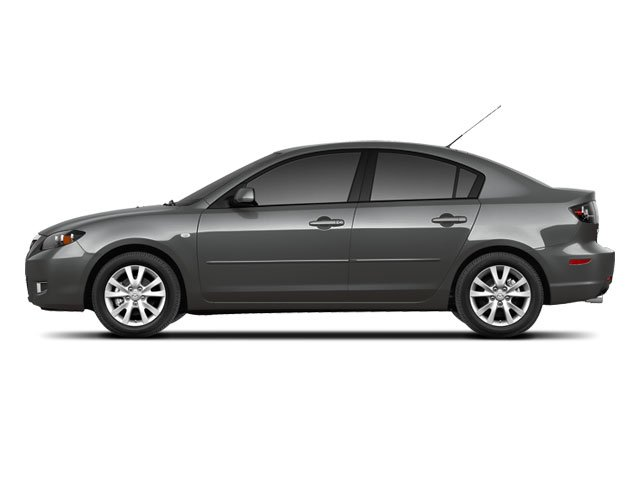 2008 Mazda Mazda3 Prices and Values Sedan 4D s side view