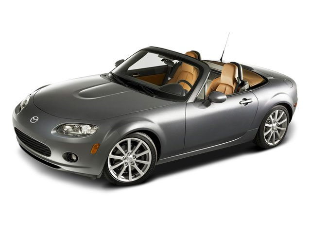 2008 Mazda MX-5 Miata Prices and Values Convertible 2D Sport