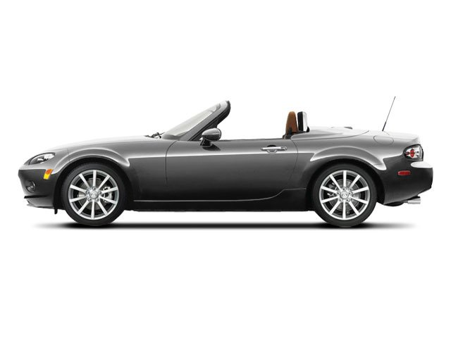 2008 Mazda MX-5 Miata Prices and Values Convertible 2D Sport side view