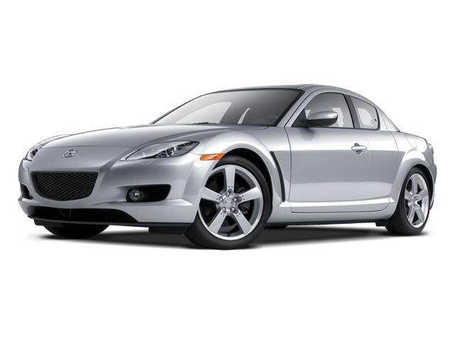 2008 Mazda RX-8 Prices and Values Coupe 2D GT side front view