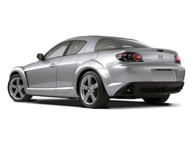 2008 Mazda RX-8 Prices and Values Coupe 2D (6 Spd) side rear view