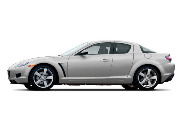 2008 Mazda RX-8 Prices and Values Coupe 2D (6 Spd) side view